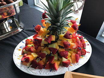 Bozeman Catering Fruit Kabobs